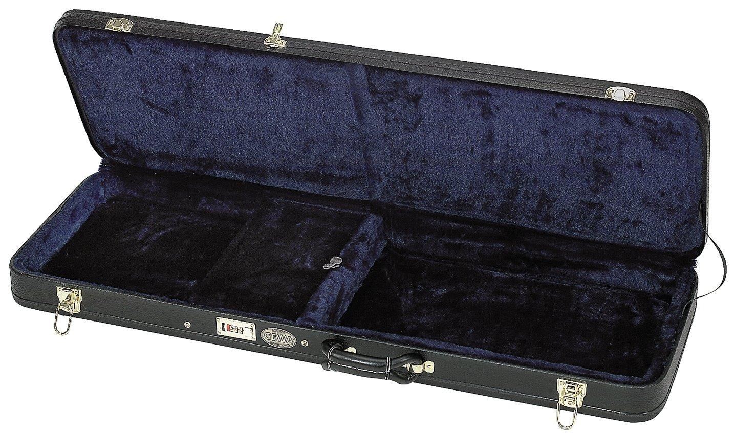 GEWA Arched Top Prestige - Estuche para guitarra eléctrica: Amazon.es: Instrumentos musicales