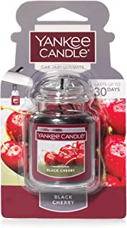 Yankee Candle Car Jar Ultimate, Black Cherry