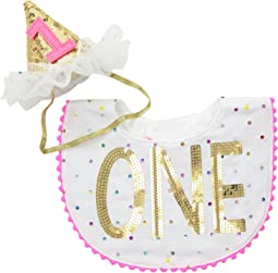 Mud Pie - One Birthday Cake Smashing Set