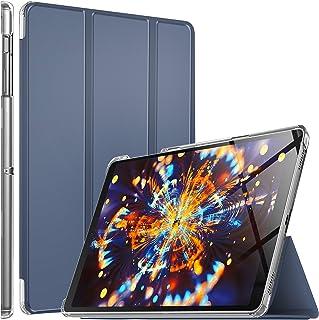 Luibor Samsung Galaxy Tab S5E 10.5 Inch Estuche - Cubierta Elegante y Delgado Estuche de Piel Ultra Ligero Estuche para Samsung Galaxy Tab S5E 10.5 Inch (Wi-Fi) y (4G LTE) Tableta (Blanco)