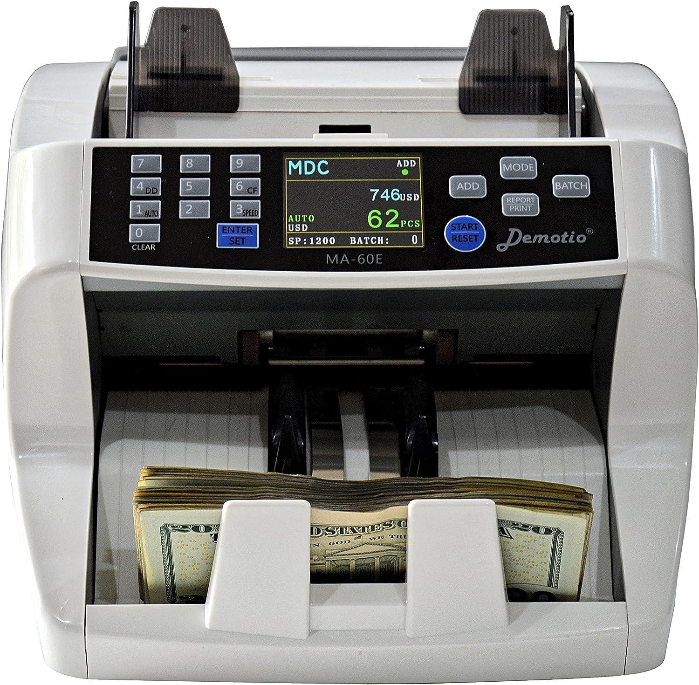 Demotio Top Loading Mixed Super sale USD Counter Bill Va Seasonal Wrap Introduction Denomination