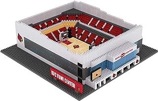 FOCO NCAA Louisville Cardinals 3D BRXLZ Basketball Arena Stadium Building Block Set3D BRXLZ Basketball Arena Stadium Building Block Set, Team Color, One Size