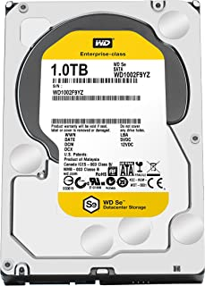 Western Digital 1TB SE Enterprise Internal Hard Drive (Western Digital1002F9YZ)