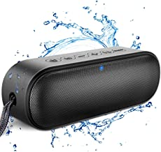 Bluetooth Speaker, Waterproof Portable Speakers Wireless with 14W HD Sound, IPX7 Waterproof, Rich Bass with Built-in Mic f...