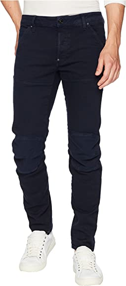 5620 3D Slim Colored Jeans in Sartho Blue