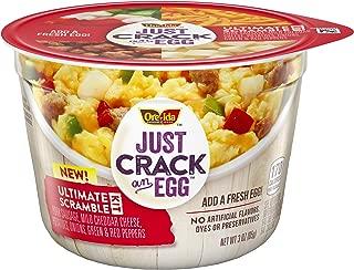 Ore-Ida Just Crack An Egg Ultimate Scramble Kit (3 oz Bowl)