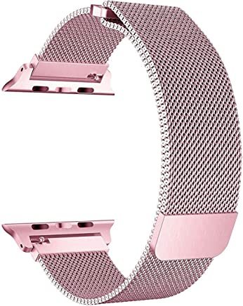 GEOTEL Bling Band Compatible Apple Watch Series 4(40mm 44mm) Series 3/2
