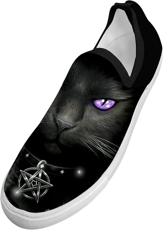 7a80041b Knit Crashg Fly Lightweight Cat Sneakers Men's Black xBWCdoeQr