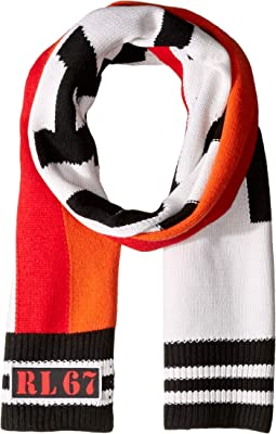 Stadium Knit Scarf