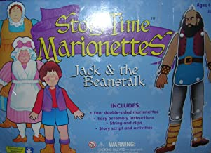Story Time Marionettes -Jack & the Beanstalk (E1-1050)