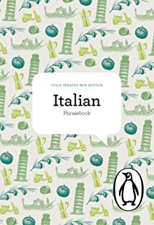 The Penguin Italian Phrasebook: Fourth Edition (Phrase Book, Penguin)