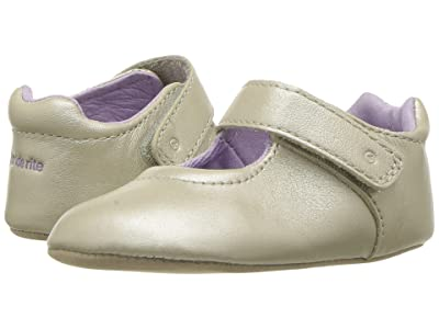 Stride Rite Liza (Infant/Toddler) (Champagne) Girls Shoes