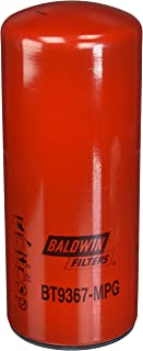 Baldwin Heavy Duty BT9367-MPG Hydraulic Filter,4-23/32 x 11-29/32 In