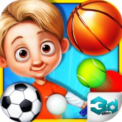 Play different sports game Five different sports games included inside this one game Free Download