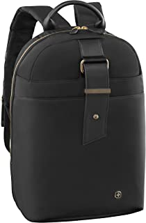 "Wenger Alexa 16"" Women's Laptop Backpack, Black (black) - 601138"