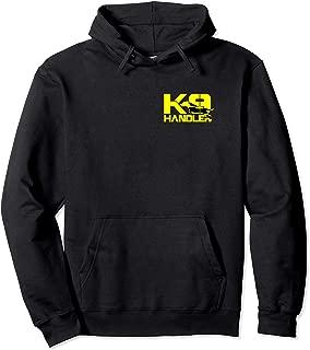 k9 handler jacket