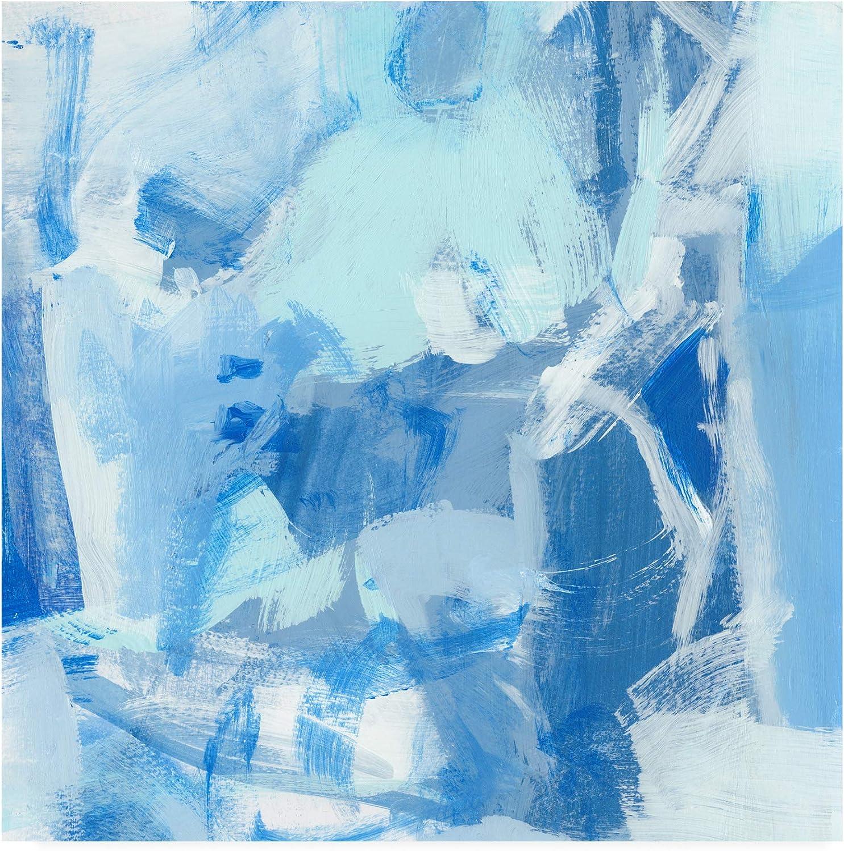 Trademark Fine Art bluee Light I by Christina Long, 14x14