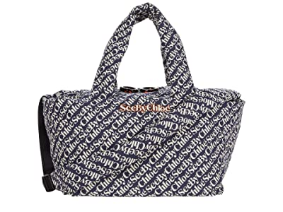 See by Chloe Tilly Duffel Signature Jacquard
