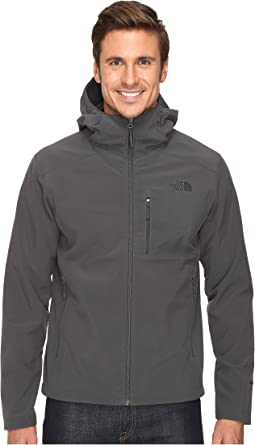 8646ba6efc23 The north face mens canyonlands full zip fleece heather grey asphalt ...