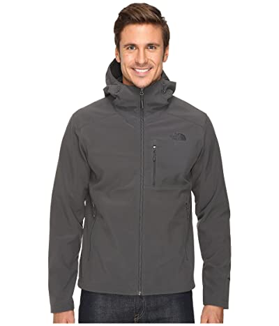 The North Face Apex Bionic 2 Hoodie (Asphalt Grey/Asphalt Grey) Men