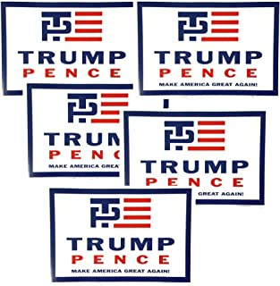 Donald Trump Mike Pence 2016 Republican Campaign Poster Set of 5