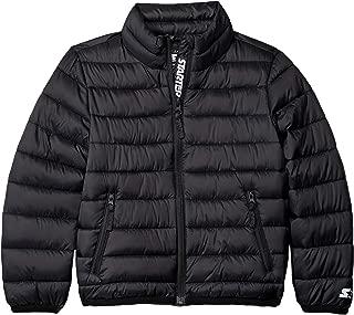 black girls puffer jacket