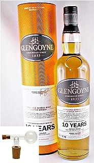 Glengoyne 10 Jahre Single Malt Whisky  1 Glaskugelportionierer