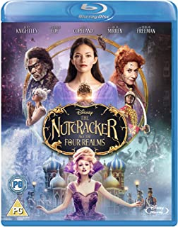 The Nutcracker And The Four Realms 2018  Region Free