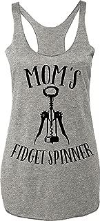 mom's fidget spinner tank top