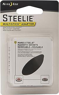 نايت ايزي حامل مهايئ قابل لإعادة الاستخدام موديل (STMS-01-R7) ، أسود
