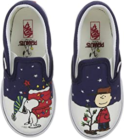 Classic Slip-On x Peanuts Christmas (Toddler)