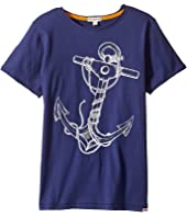 Appaman Kids - Super Soft Anchor Graphic Tee (Toddler/Little Kids/Big Kids)