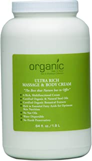 Ultra Rich Massage & Body Cream (formerly Dual Purpose Massage & Body Cream) - 64 oz