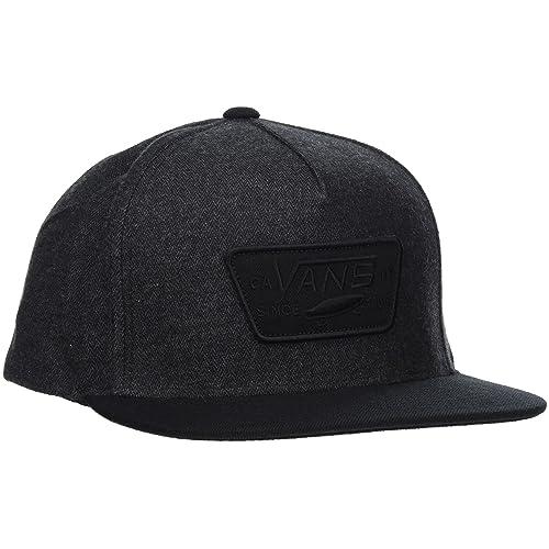 596e979c007 Vans Men s Full Patch Snapback Baseball Cap