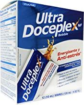 Ultra Doceplex Energy Pouches - Powerful B Complex in a Pouch - 12 Pouches