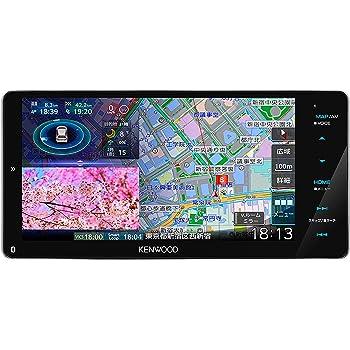 ケンウッド カーナビ 彩速ナビ  7型ワイド M906HDW 専用ドラレコ連携 無料地図更新/フルセグ/Bluetooth/Wi-Fi/Android&iPhone対応/DVD/SD/USB/HDMI/ハイレゾ/VICS/タッチパネル/HDパネル