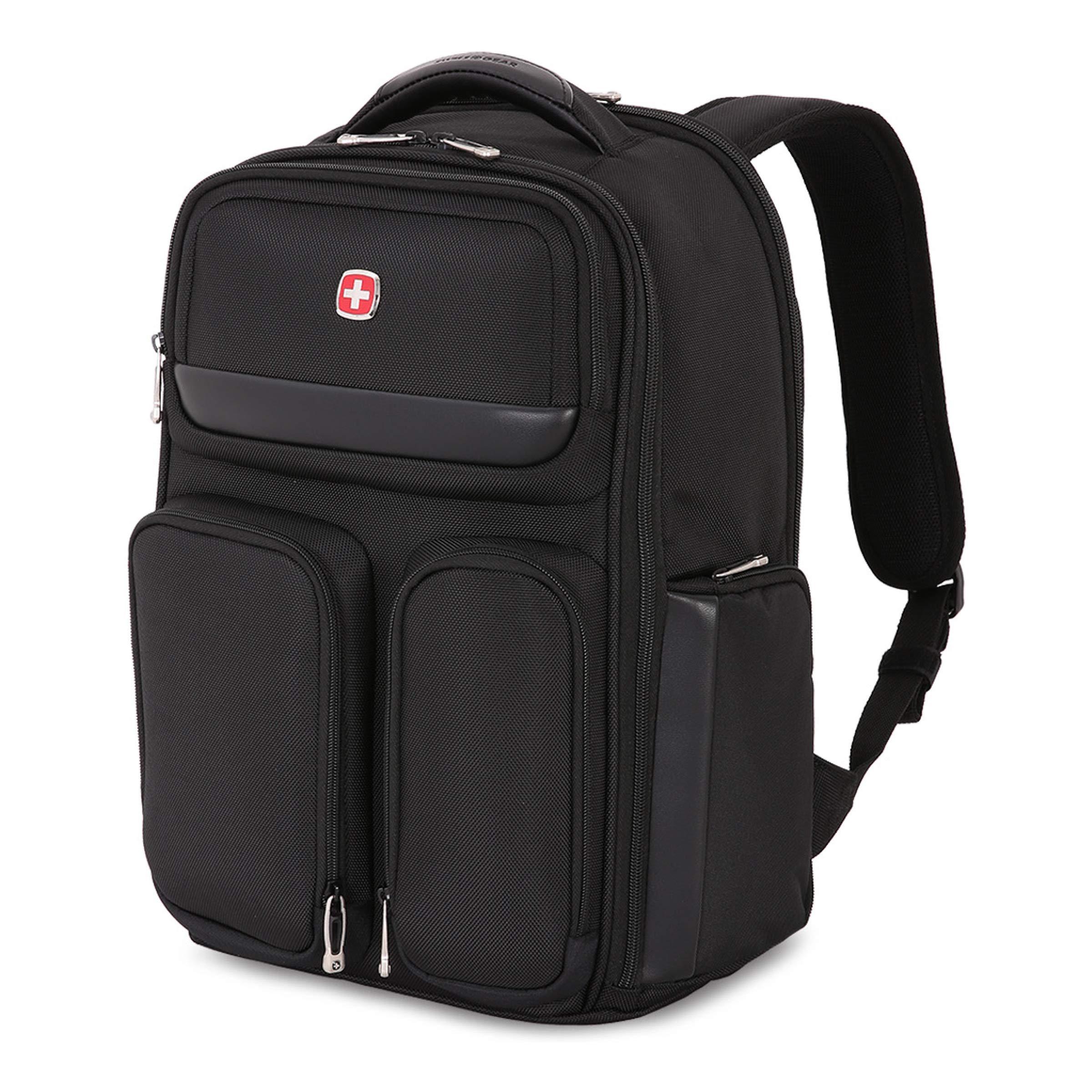 SWISSGEAR ScanSmart 15 inch Backpack TSA Friendly