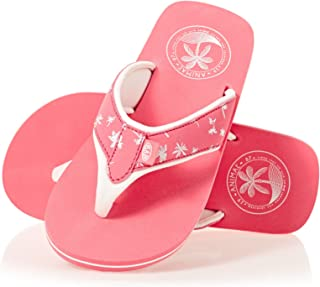 Animal Swish Upper AOP Girls Sandals