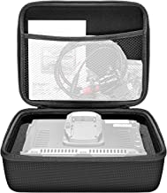 Neewer EVA Monitor Storage Carrying Case 9 4x7 4x3 5  24x19x9cm  with Cutout Cube Block Sponge Foam Pad for NW759 760 74k Feelworld FW759 760 74k and other 7inch Monitor