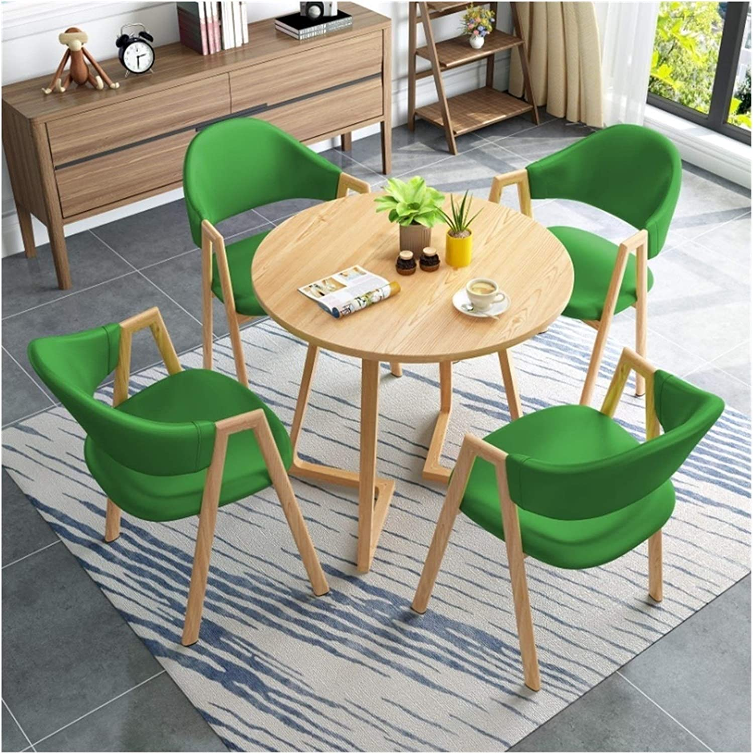 WANGLX Portland Mall Dining Table Set for Kitchen Room Din and Max 84% OFF