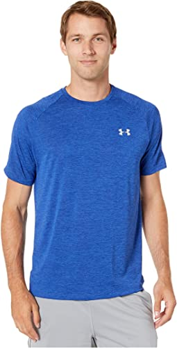 69e15952 Under Armour. UA Tech Short Sleeve Tee. $25.00. 5Rated 5 stars out of 5.  New. Royal/Mod Gray