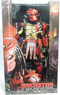 big red predator action figure