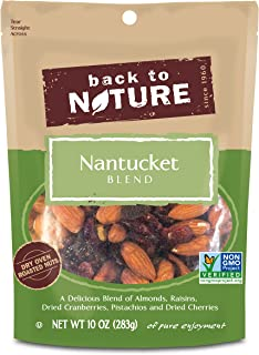 Back to Nature Trail Mix, Non-GMO Nantucket Blend, 10 Ounce (Pack of 9) (Packaging May Vary)