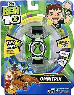 Ben 10 New Basic Omnitri Season 3