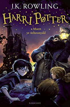 Harry Potter and the Philosopher's Stone Welsh: Harri Potter a maen yr Athronydd (Welsh) (Welsh Edition)