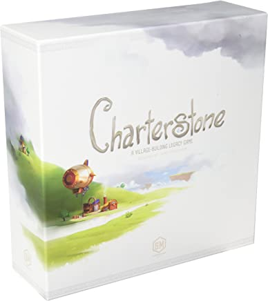 Stonemaier Games Current Edition Charterstone Board Game