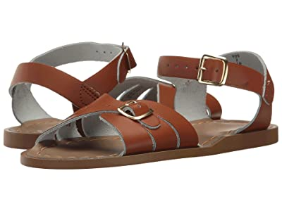 Salt Water Sandal by Hoy Shoes Classic (Little Kid) (Tan) Girls Shoes