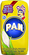 Pan Harina de Maíz Blanco Precocida 1 kg (Paquete de 10)