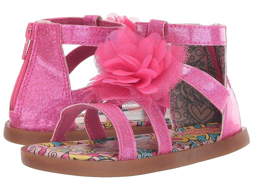 Western Chief Kids Callie (Toddler/Little Kid) (Pink) Girls Shoes