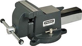 Stanley MaxSteel Heavy-Duty Bench Vice 125 mm 5 Inch, 1-83-067